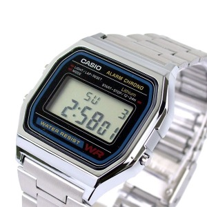 casio vintage a158 watch orologio